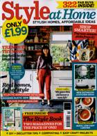 Style At Home Magazine Issue OCT 20