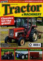 Tractor And Machinery Magazine Issue SEP 20