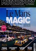 Motor Sport Magazine Issue OCT 20