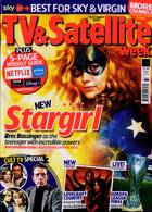 Tv & Satellite Week  Magazine Issue 15/08/2020