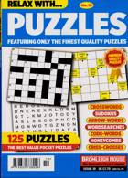 Relax With Puzzles Magazine Issue NO 10