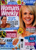 Womans Weekly Magazine Issue 25/08/2020