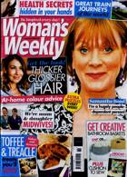 Womans Weekly Magazine Issue 01/09/2020