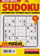 Relax With Sudoku Magazine Issue NO 10