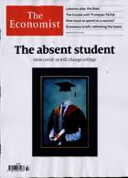 Economist Magazine Issue 08/08/2020