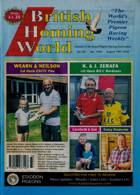 British Homing World Magazine Issue NO 7538