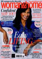 Woman And Home Compact Magazine Issue OCT 20