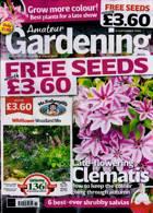 Amateur Gardening Magazine Issue 05/09/2020