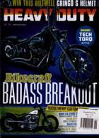 Heavy Duty Magazine Issue NO 169