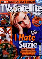 Tv & Satellite Week  Magazine Issue 22/08/2020