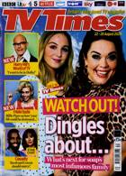 Tv Times England Magazine Issue 22/08/2020