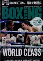 Boxing News Magazine Issue 13/08/2020
