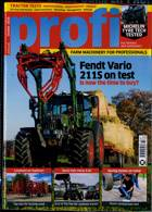 Profi Tractors Magazine Issue OCT 20