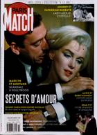 Paris Match Hs Magazine Issue 10H