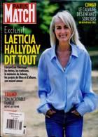 Paris Match Magazine Issue NO 3715