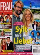 Frau Im Spiegel Weekly Magazine Issue NO 30