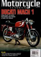Motorcycle Classics Magazine Issue JUL-AUG