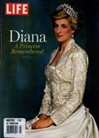 Life Series Magazine Issue DIANA