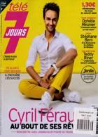 Tele 7 Jours Magazine Issue NO 3138