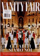 Vanity Fair Italian Magazine Issue NO 20028-9