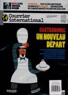Courrier International Magazine Issue NO 1550