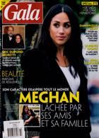 Gala French Magazine Issue NO 1414