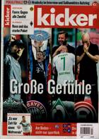 Kicker Montag Magazine Issue NO 27