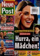 Neue Post Magazine Issue NO 28