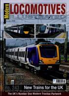 Modern Locomotives Illustrated Magazine Issue JUN-JUL