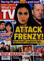 Whats On Tv England Magazine Issue 29/08/2020