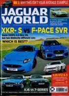 Jaguar World Monthly Magazine Issue OCT 20