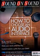 Sound On Sound Magazine Issue SEP 20