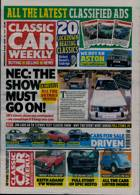 Classic Car Weekly Magazine Issue 08/07/2020