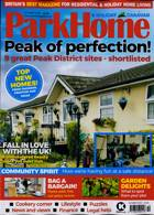 Park Home & Holiday Caravan Magazine Issue OCT 20