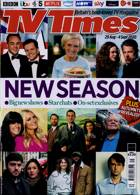 Tv Times England Magazine Issue 29/08/2020