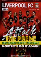 Liverpool Fc Magazine Issue OCT 20