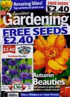 Amateur Gardening Magazine Issue 12/09/2020