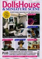 Dolls House & Miniature Scene Magazine Issue SEP 20