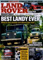 Land Rover Monthly Magazine Issue OCT 20