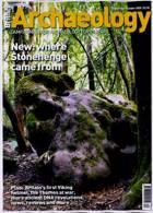 British Archaeology Magazine Issue SEP-OCT