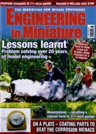 Engineering In Miniature Magazine Issue AUG 20