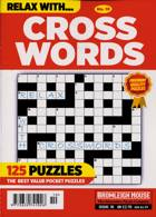 Relax With Crosswords Magazine Issue NO 10