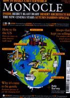 Monocle Magazine Issue OCT 20