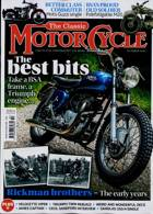 Classic Motorcycle Monthly Magazine Issue OCT 20