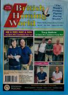 British Homing World Magazine Issue NO 7539