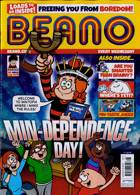 Beano Magazine Issue 11/07/2020