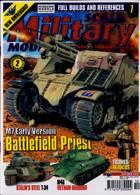 Scale Military Modeller Magazine Issue VOL50/595