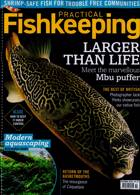 Practical Fishkeeping Magazine Issue OCT 20