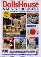 Dolls House & Miniature Scene Magazine Issue OCT 20