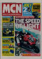 Motorcycle News Magazine Issue 08/07/2020